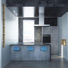 INCANTO   Germano Schillaci - Kitchen