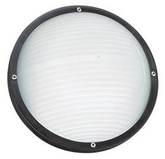 View the Sea Gull Lighting 83057BLE Bayside 1 Light Outdoor Wall Sconce at LightingDirect.com.