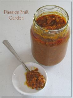kasundi - Indian tomato relish