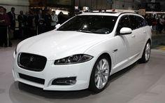 Nice Jaguar 2017: Jaguar XF Sportbrake at the 2012 Geneva Auto Show.... Check more at http://24cars.top/2017/jaguar-2017-jaguar-xf-sportbrake-at-the-2012-geneva-auto-show/