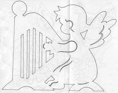 Scroll Saw, Paper Art, Christmas Diy, Symbols, Letters, Templates, Angels, Christmas, Crafting