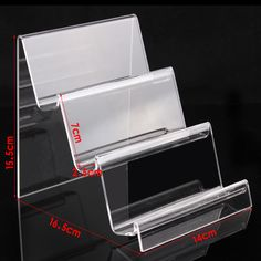 Clear 3 Layers Ladder Acrylic Cellphone Display Stand Holder Rack For Phone Organizer Jewelry Display Frame Case Free Shipping-in Jewelry Packaging & Display from Jewelry & Accessories on Aliexpress.com | Alibaba Group