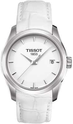 Tissot Watch Couturier Watch available to buy online from with free UK  delivery. 60092318fc8c