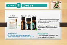 Dolor Aceites Esenciales PURE de Melaleuca