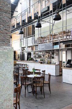 Khotinsky | Dordrecht, Netherlands steel framing
