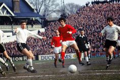 From wonderkid to world-beater: George Best's first five seasons in photographs | FourFourTwo