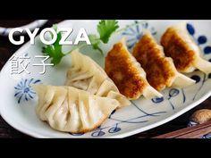 How to Make Gyoza Wrappers (Recipe) 餃子の皮の作り方(レシピ) - YouTube