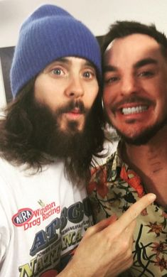 JARED and SHANNON LETO 16.03.2018 ROME
