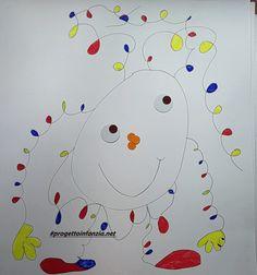 Calder: un diavolo per capello.....e per corpo - Laboratori nelle scuole Joan Miro Paintings, Indoor Games For Kids, Alexander Calder, Diy And Crafts, Sculptures, Butterfly, Kids Rugs, Clowns, Crayons