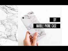 DIY: Marble Phone Case | Lionlionbazaar - Melbourne lifestyle and fashion bloggers