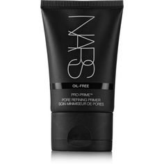 NARS Pore Refining Primer, 30ml ($34) ❤ liked on Polyvore featuring beauty products, makeup, face makeup, makeup primer, beauty, fillers, primer, colorless and nars cosmetics