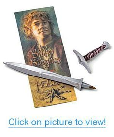 The Hobbit Pen and Lenticular Bookmark Sets Home #Office #Geeky #Office #Supplies