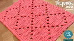 New Ideas For Crochet For Beginners Blanket Simple Crochet Table Mat, Crochet Bowl, Crochet Diy, Manta Crochet, Crochet Pillow, Simple Crochet, Crochet Dollies, Crochet For Beginners Blanket, Mittens Pattern