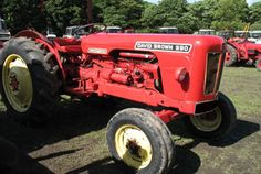 990 Implematic :: The David Brown Tractor Club :: For All Things DB Agriculture Tractor, Classic Tractor, Vintage Tractors, Case Ih, Wheels, David, Club, Brown, Antique Tractors