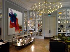 Light + Design - The Mandarin Oriental, The Rosebery. Afternoon Tea