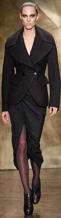Donna Karan FALL 2013 RTW - NYFW