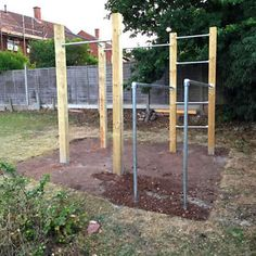 GARDEN-CALISTHENICS-OUTDOOR-GYM-PULL-UP-BARS-DIP-BARS-STREET-WORKOUT