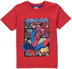 Spiderman T-shirt on shopstyle.co.uk