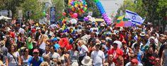 Gays now majority in Tel Aviv