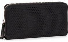 !!!Geldbörse schwarz gestanzt Romy Ailey Suri Frey Suri Frey, Zip Around Wallet, Pocket Wallet, Die Cutting, Artificial Leather
