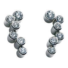 Georg Jensen Cascade // wedding jewels. Yes please:-)