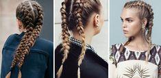Boxer braids: la treccia doppia è il nuovo trend capelli 2016! : Album photo - alfemminile