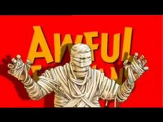 HORRIBLE HISTORIES - The Mummy Song (Awful Egyptians) - YouTube on Vimeo
