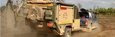 UEV-440 | Conqueror Australia - TYRE CARRIER