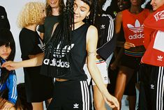 adidas + UO: Miko Jasmine - Urban Outfitters - Blog
