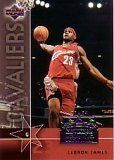 2003-04 Upper Deck National LeBron James Cleveland Cavaliers Basketball Rookie Card In Protective Display Case . $10.99. 2003-04 Upper Deck National LeBron James Cleveland Cavaliers Basketball Rookie Card In Protective Display Case
