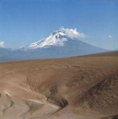 Cile, dune del deserto di Atacama
