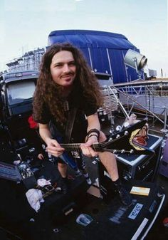 ♡~♡ Dimebag pink beard in the sky
