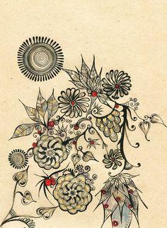 flowers n sun by lindzb on DeviantArt