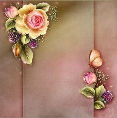 "Moonbeam's ~ ""English Roses"" ~ moonbeam1212."