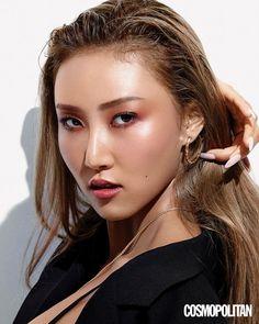 South Korean Girls, Korean Girl Groups, Cosmopolitan, Mein Crush, Rapper, Divas, Jennie Lisa, Woman Crush, Korean Beauty