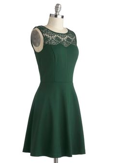 Conifer What It's Worth Dress, #ModCloth