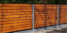 Image result for metal and wood fencing ideas
