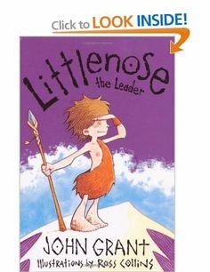 Littlenose the Leader: No. 5: Amazon.co.uk: John Grant, Ross Collins: Books