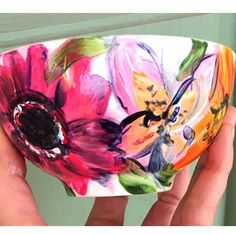 New update:  Mixed Flower bowls now available!!!