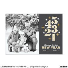 countdown new years photo cards holiday parties holiday cards christmas cards new year