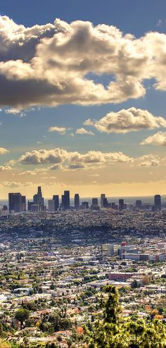 #Travel - Los Angeles, USA