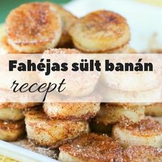 Gyors és egyszerű recept, ami tökéletes reggelire vagy délutáni uzsonnára. Megmutatjuk, hogy hogyan kell sült banánt készíteni csupán három hozzávalóval 10 perc alatt...