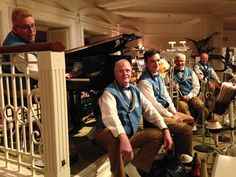 Disney issues statement on the dismissal of the Grand Floridian Orchestra Band