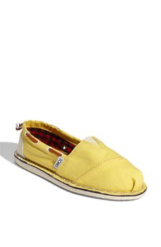 Cute Toms for spring -- 'Bimini Stitchout' Slip-On | Nordstrom