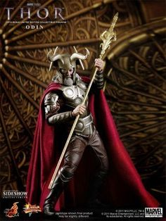 Thor The Movie - Odin 30cm Movie Masterpiece poseable action figure limited edition (TBD)