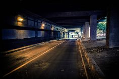 tunnel by PhilippeC., via Flickr