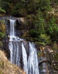 Golden Falls Peak, Golden and Silver Falls State Park, Oregon