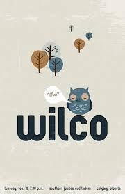 wilco poster - Cerca con Google