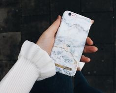Ocean Marble by @mmatildalarrson - Fashion case phone cases iphone inspiration iDeal of Sweden