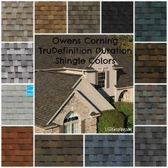 Roof color: Owens Corning Trudefinition Duration Shingles #solarpanels,solarenergy,solarpower,solargenerator,solarpanelkits,solarwaterheater,solarshingles,solarcell,solarpowersystem,solarpanelinstallation,solarsolutions Solar Energy Panels, Best Solar Panels, Solar Energy System, Solar Power, Roof Shingle Colors, Roof Colors, Solar Shingles, Roofing Shingles, Solar Roof Tiles
